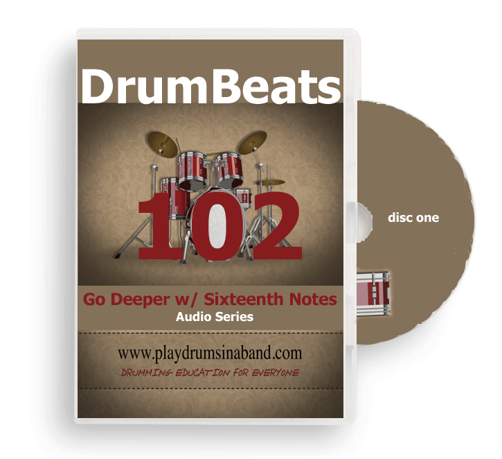 Learn common drum beats in just a couple hours!